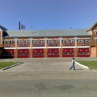 пожарная часть №58, Тара