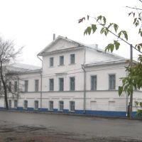 Дом купца Нерпина в современности, Тара