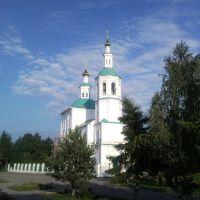 Spassky church, Тара