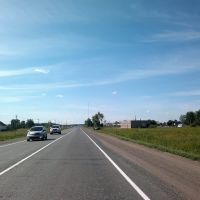 Тюмень-Омск, Тюкалинск