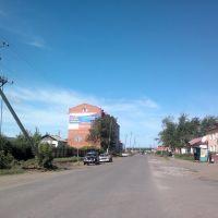 главная улица, Тюкалинск