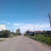 улица, Тюкалинск