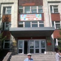 Дом детс. творчества, Упр.культуры, Центр. детская библиот, Тюкалинская детская школа искуств, Тюкалинск