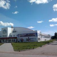 Дворец спорта, Тюкалинск