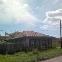 хибарка, Тюкалинск
