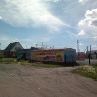 Шашлычная, Тюкалинск