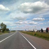 дорога, Тюкалинск