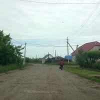 по улице, Тюкалинск