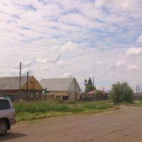 выезд на улицу, Тюкалинск