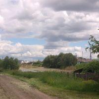 речка заросла, Тюкалинск