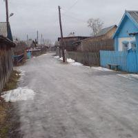 Улица Чапаева, Усть-Ишим