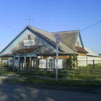 Старая чайная (август 2010), Усть-Ишим