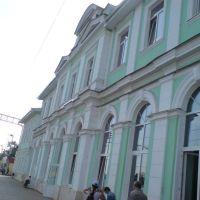 Железнодорожный вокзал в Абдулино, Абдулино