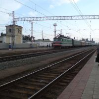 Железная дорога в Абдулино, Абдулино