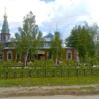 Воскресенская церковь, Абдулино