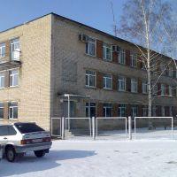 Дом связи (ШЧ-11), Абдулино