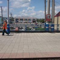 Абдулино.у Вокзала.27 июнь 2011, Абдулино