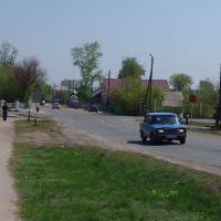 Улица Ленина, Адамовка