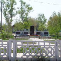 Памятник, Адамовка