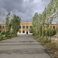 Школа Аккермановка, Аккермановка