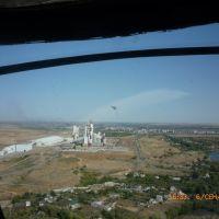 Новотроицк , цементный завод, Аккермановка