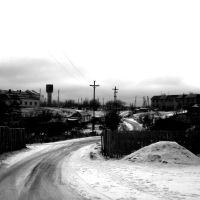 поселок Аккермановка, Аккермановка