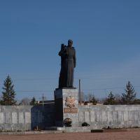 """Памятник """"Неизвестному солдату"""", Асекеево"""