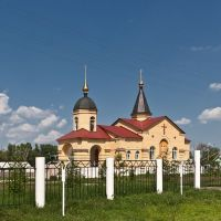 Храм в Беляевке, Беляевка