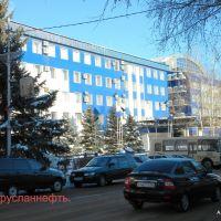 Бугурусланнефть., Бугуруслан