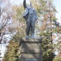 Бугурусланский Ленин, Бугуруслан