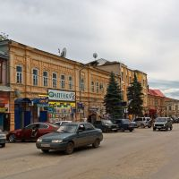 На улицах Бугуруслана, Бугуруслан