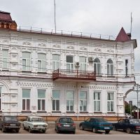 На старинных улицах Бугуруслана, Бугуруслан