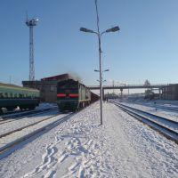 Станция Бузулук,зима, Бузулук
