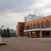 Дворец культуры в Бузулуке, Бузулук