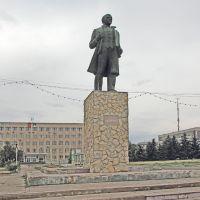 Ленин в Бузулуке, Бузулук