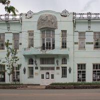 В Отечественную - госпиталь, Бузулук