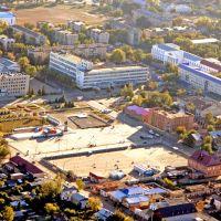 Площадь Ленина, Бузулук