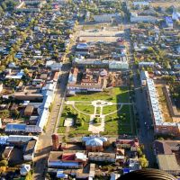 Центр города, Бузулук
