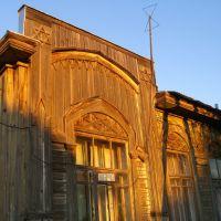 Buzuluk. Old Synagogue, Бузулук