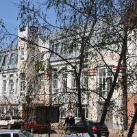 Здание детской больницы, Бузулук