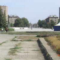 Площадь, Гай
