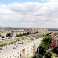 город Гай,проспект Победы, Гай