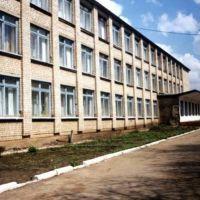 родная школа, Грачевка
