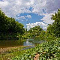 река Ток, Грачевка
