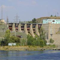 Ириклинская гидроэлектростанция, Ириклинский