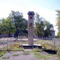 п.Ириклинский, Ириклинский