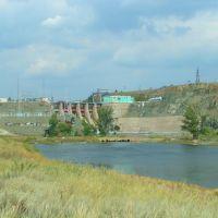 Ириклинская ГЭС, Ириклинский