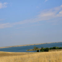 Ириклинское водохранилище, Ириклинский