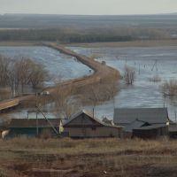 Весенний разлив, Матвеевка