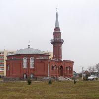 Мечеть в Белебее. 2006 г, Матвеевка